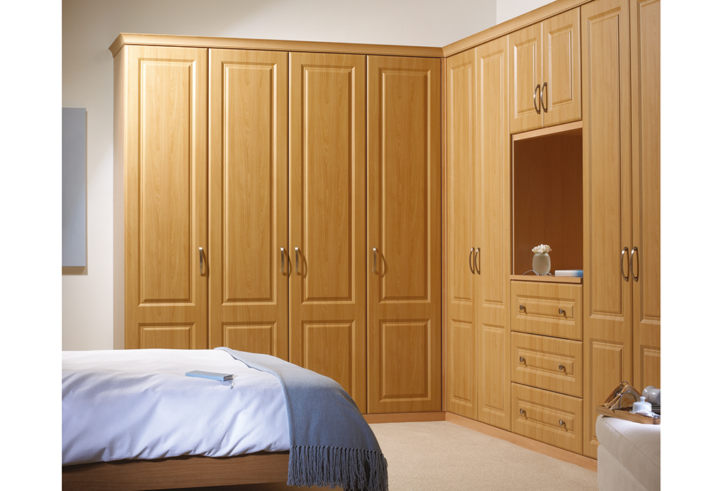 light-oak-wardrobe